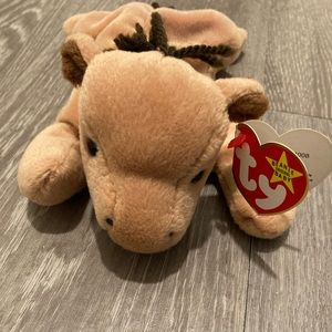 TY beanie baby Derby the Horse